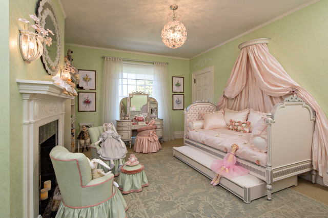 White Daybed with Trundle Kids Victorian with Canopy Bed Chandelier Daybed