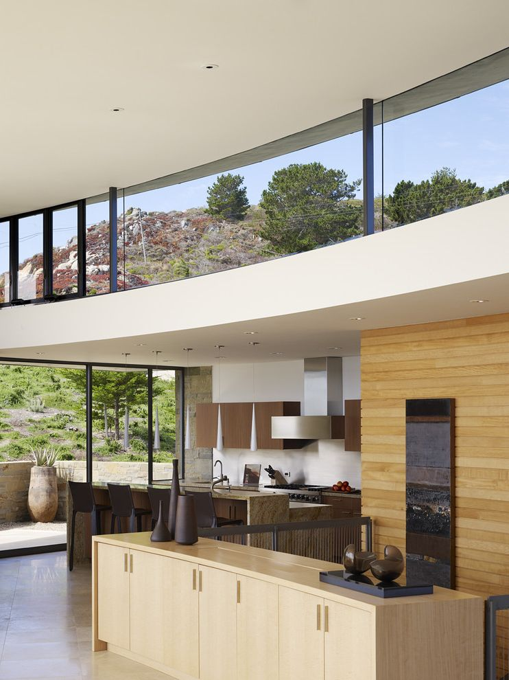 Kitchens with Clerestory Windows  for Contemporary Kitchen and Soffit