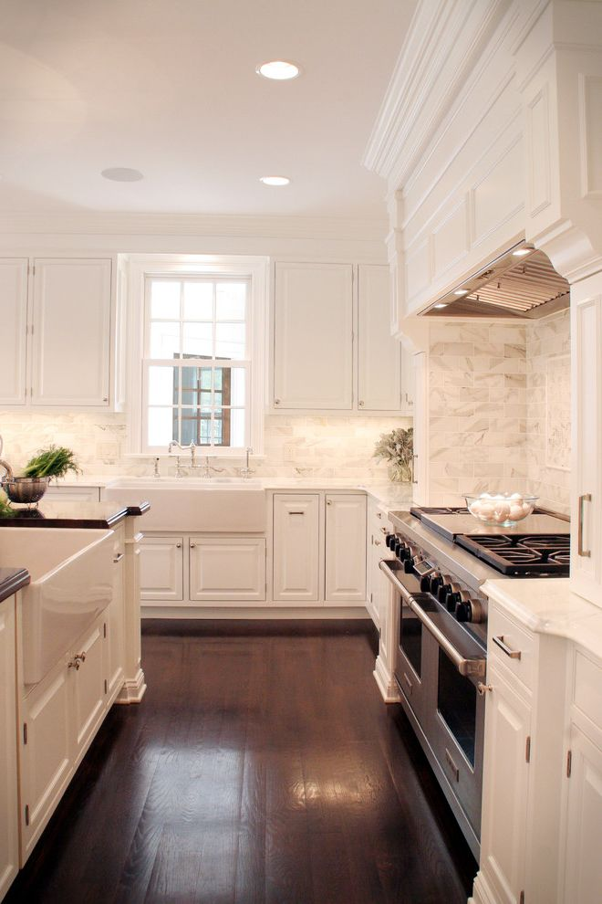 Kitchens with Utility Sinks for Traditional Kitchen and Stainless Steel Appliances