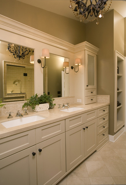 42 Inch Bathroom Vanity Bathroom Traditional with Bathroom Mirror Bathroom Storage