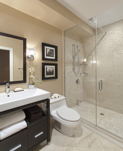 42 Inch Bathroom Vanity Bathroom Transitional with Above Counter Sink Bathroom