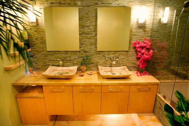 42 Inch Bathroom Vanity Spaces Contemporary with Contemporary Contemporary Bath Contemporary