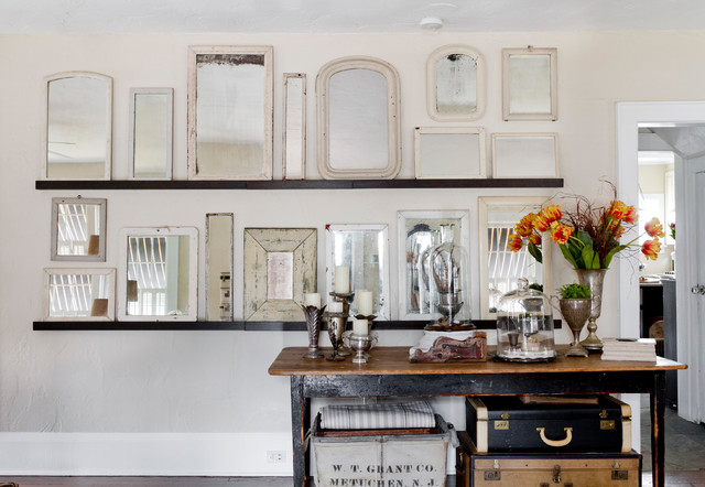 5x7 picture frames Spaces Shabby-chic with My Houzz