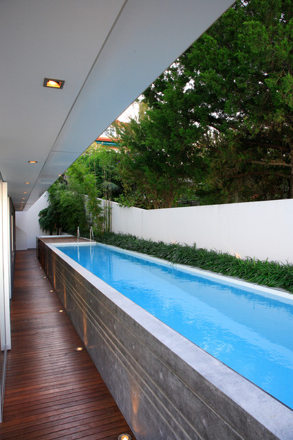 Above Ground Pools with Decks Pool Modern with Above Ground Pool Bamboo