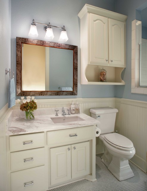 Above Toilet Cabinet Bathroom Traditional with Bathroom Designer Chrome Faucets