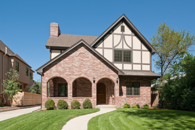 Acme Brick Exterior Traditional with Acme Arch Arched Front
