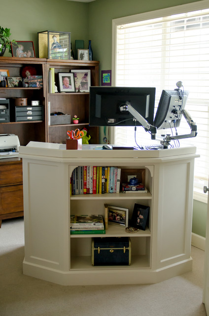 Adjustable Standing Desk Spaces Traditional with Adjustable Desk Adjustable Standing