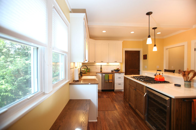 Adura Flooring Kitchen Traditional with Adura Flooring Cambria Countertops