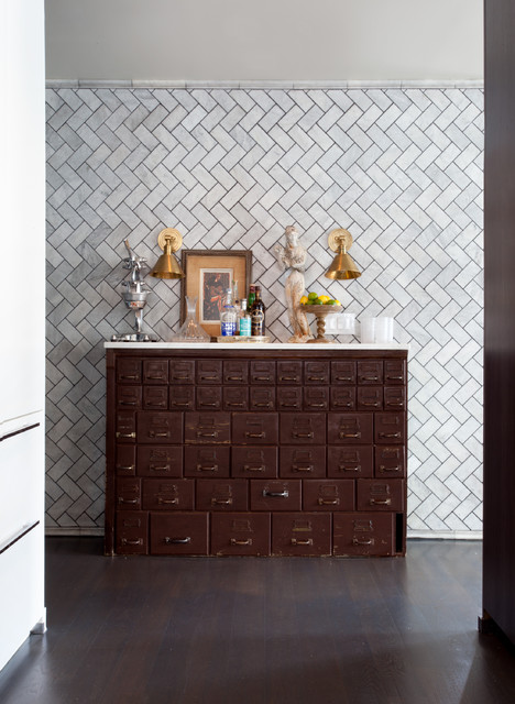 Apothecary Chest Spaces Contemporary with Apothecary Chest Bar Library