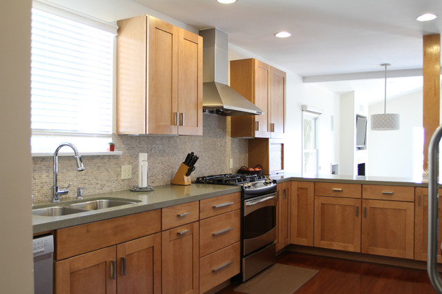 Appliance Discounters Kitchen Contemporary with Cabinet Hardware Ceiling Lighting