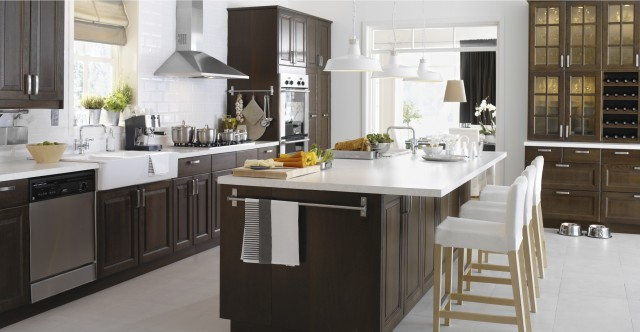apron sink ikea Kitchen Traditional with CategoryKitchenStyleTraditionalLocationOther Metro