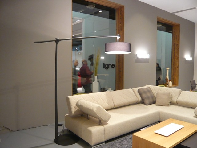 Arc Floor Lamp Family Room Contemporary with Categoryfamily Roomstylecontemporarylocationother Metro 1