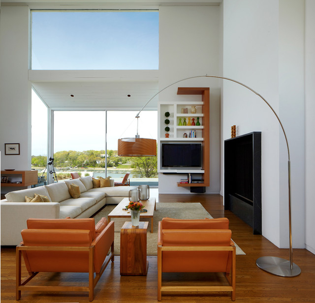 Arc Floor Lamp Living Room Modern with Arc Lamp Clerestory Corner
