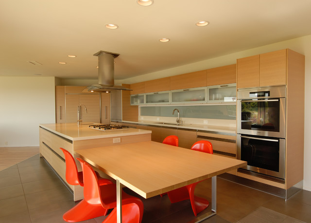 Armless Chair Kitchen Modern with Bamboo Frosted Glass Glass
