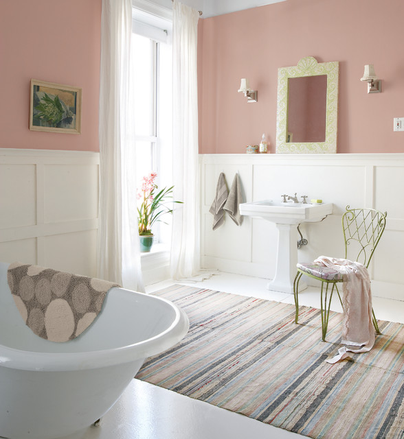 Artificial Orchids Bathroom Shabby Chic with Categorybathroomstyleshabby Chic Stylelocationother Metro