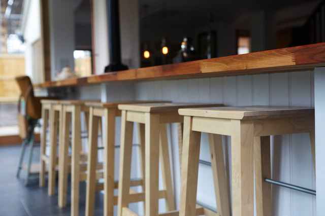 bar stools ikea Spaces Contemporary with contemporary design contemporary kitchen