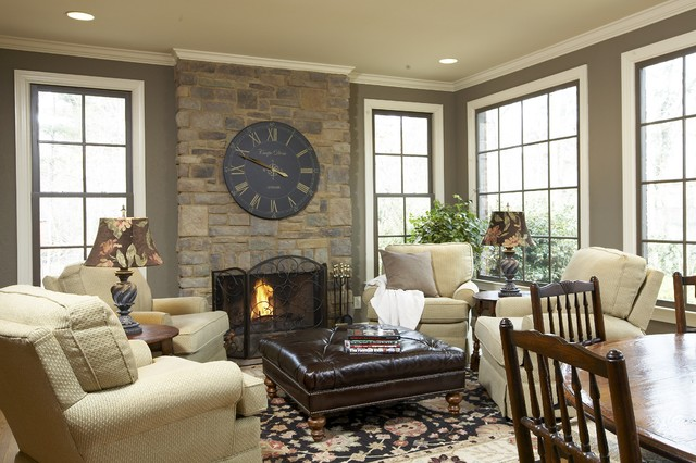 Bassett Furniture Reviews Family Room Traditional with Ara Rug Ceiling Lighting