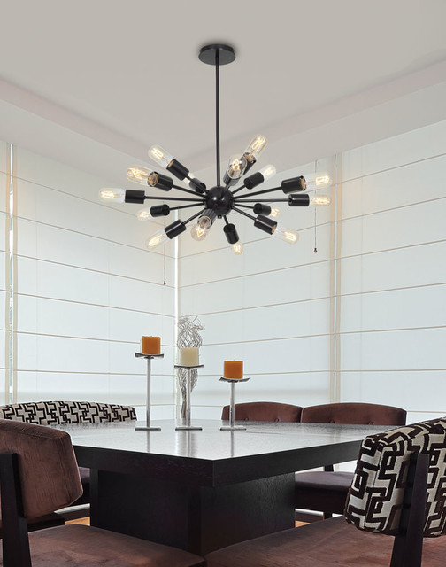 Beaded Chandelier Dining Room Contemporary with Categorydining Roomstylecontemporarylocationother Metro