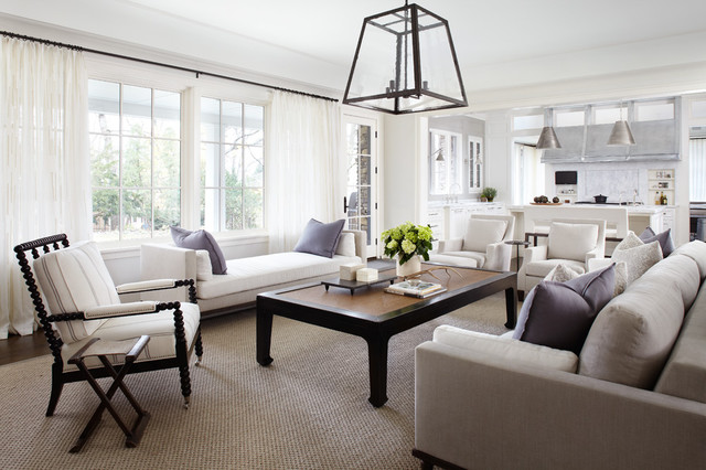 Berber Carpet Family Room Transitional with Beige Sofa Gray Wall