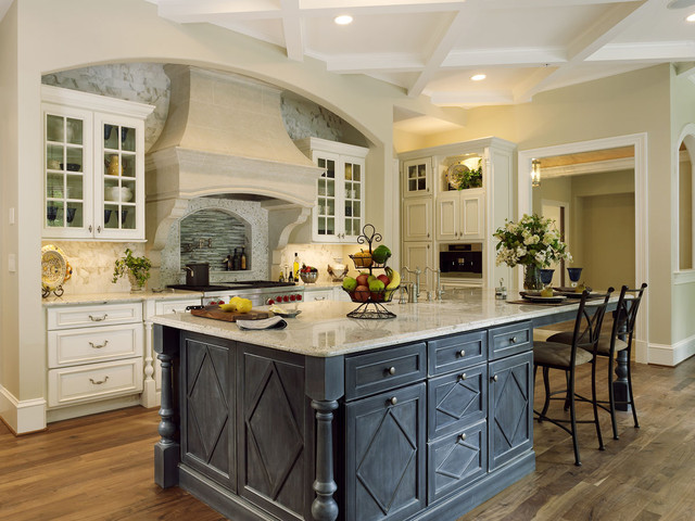 Bertch Cabinets Kitchen Traditional with Bertch Custom Cabinets Chandelier1