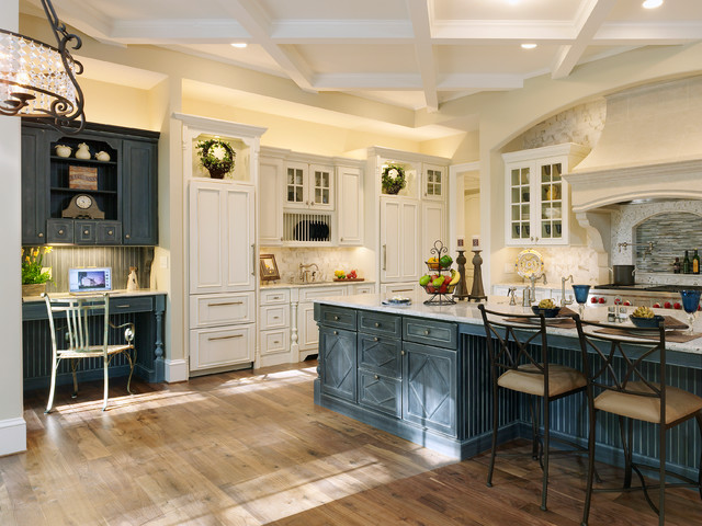 Bertch Cabinets Kitchen Traditional with Backsplash Barstools Ceiling Lights