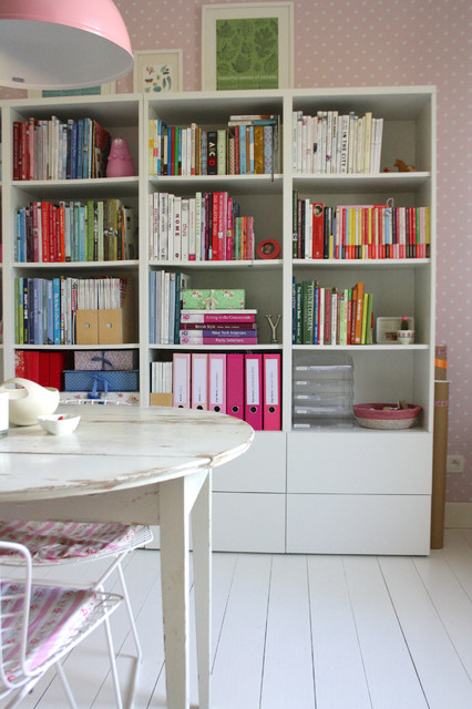 Besta Ikea Home Office Eclectic with Categoryhome Officestyleeclecticlocationamsterdam