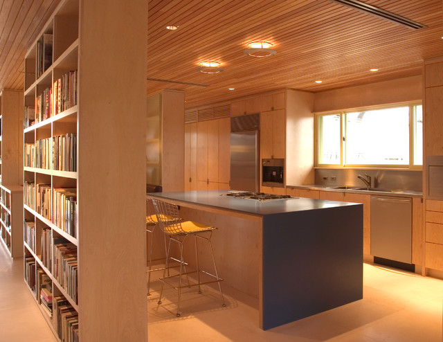 Bookcase Room Dividers Kitchen Modern with Appliances Bertoia Book Shelf