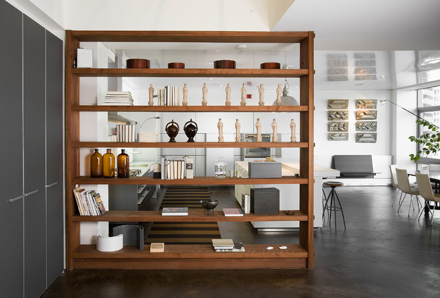 Bookshelf Room Divider Hall Contemporary with Hall Modern Musadesign Seattle