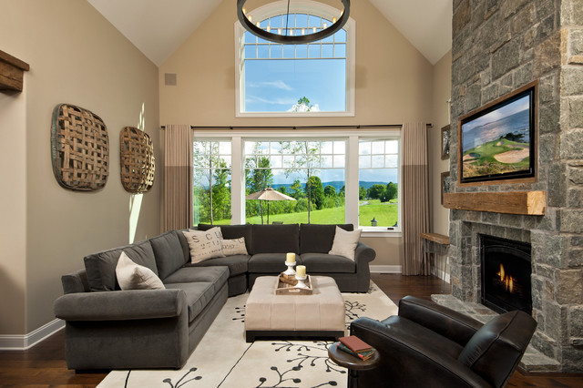 Broyhill Sofas Living Room Traditional with Abstract Botanical Rug Arched
