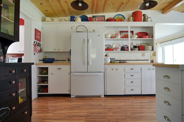 Butcher Block Countertops Ikea Kitchen Farmhouse with Black Farmhouse Kitchen Red1