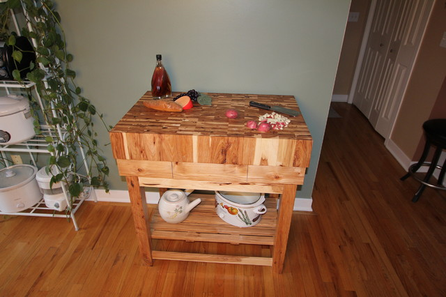 Butcher Block Kitchen Cart Kitchen Craftsman with Butcher Block Chiefs Custom1