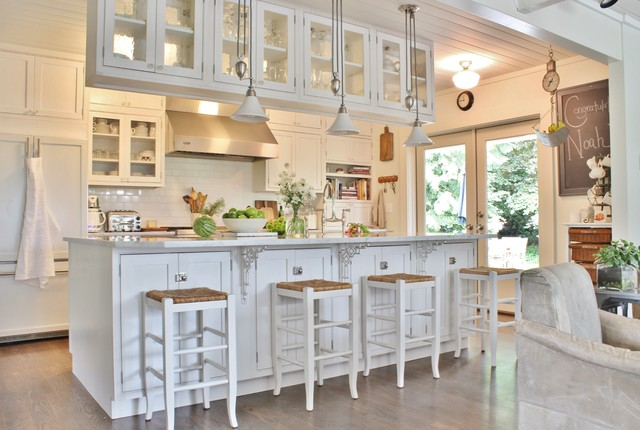 canyon creek cabinets Kitchen Farmhouse with chalkboard Collections farmhouse french