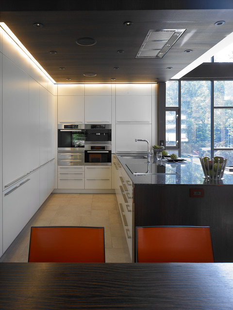 ceramic cooktop Kitchen Modern with ceramic cooktop counter stools