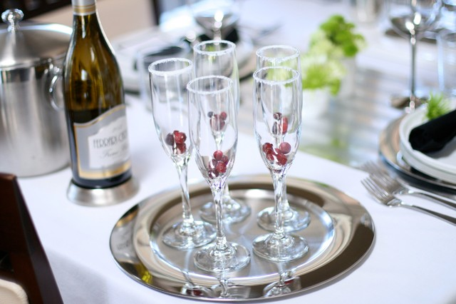 Champagne Glasses Bulk Spaces Modern with Chartreuse Christmas Dining Flutes