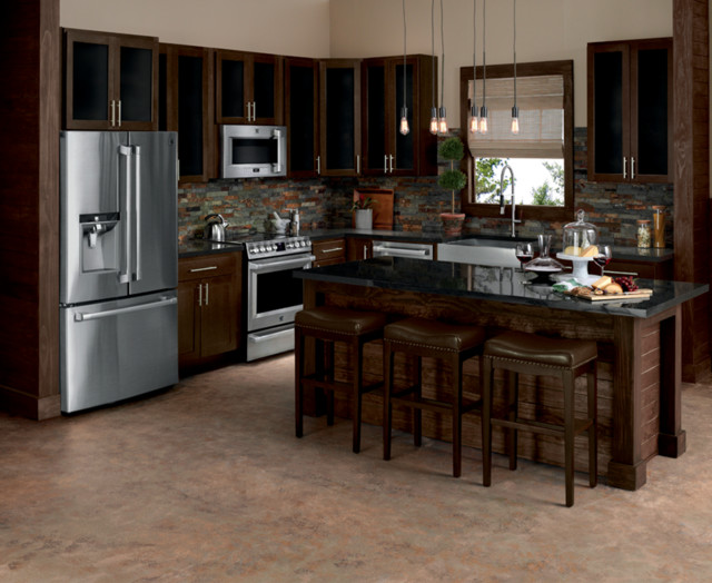cheap barstools Kitchen Contemporary with CategoryKitchenStyleContemporaryLocationOther Metro