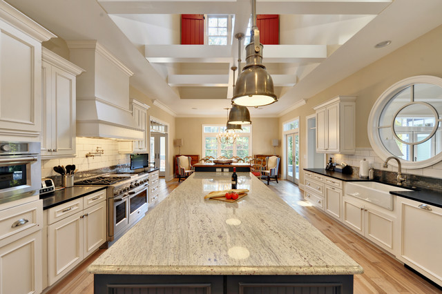 cheap granite countertops Kitchen Beach with black countertop farmhouse farmhouse