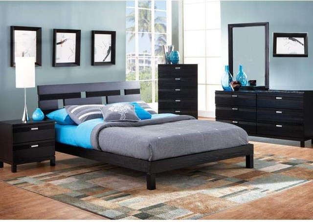 Cheap Nightstands Spaces Contemporary with Bedroom Set Chest Contemporary