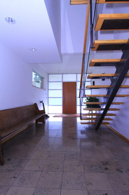 Church Pews for Sale Entry Modern with Brown Floor Tile Clerestory