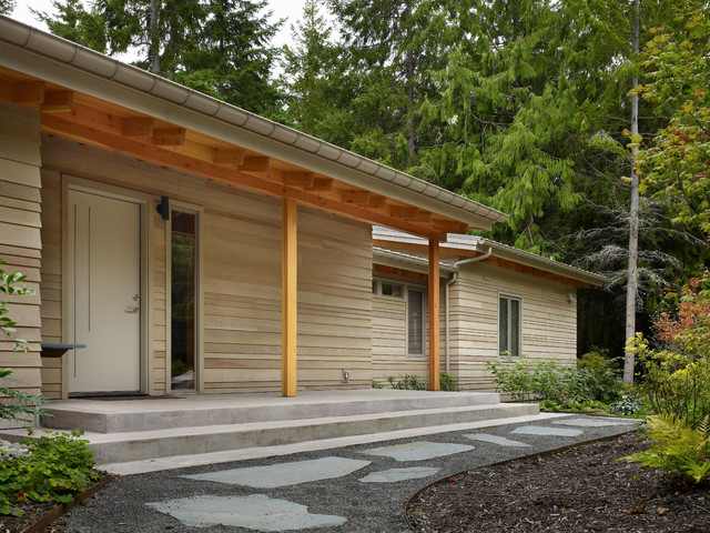 Clapboard Siding Exterior Contemporary with Bevel Siding Cedar Siding
