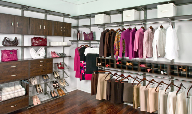 Closet Organizing Systems Bedroom Contemporary with Closet Design Closet Organization