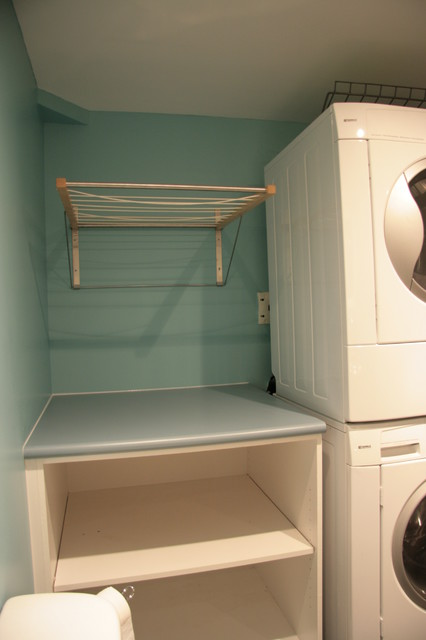 clothes rack ikea Laundry Room Modern with CategoryLaundry RoomStyleModernLocationOther Metro