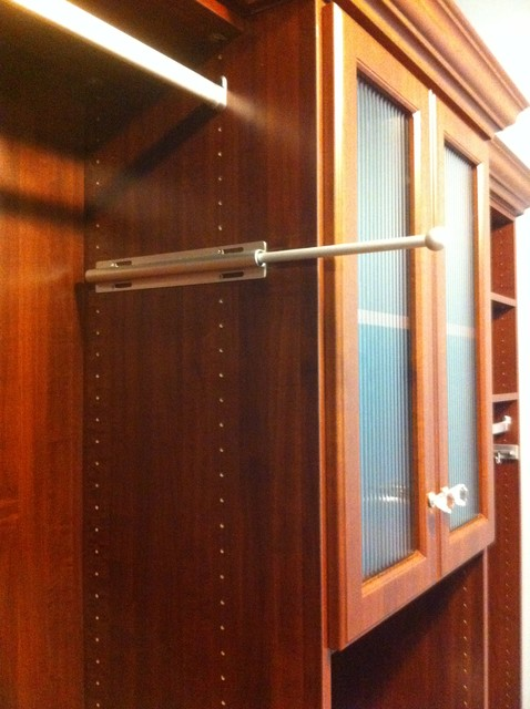 Clothes Valet Closet Traditional with Categoryclosetstyletraditionallocationother Metro