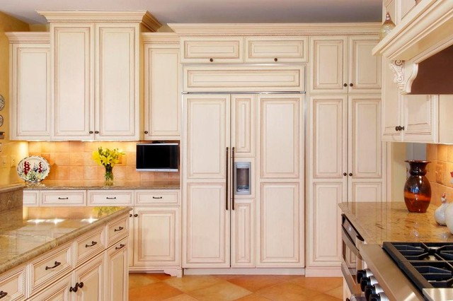Conestoga Cabinets Kitchen Traditional with Appliance Panels Cabinet Front