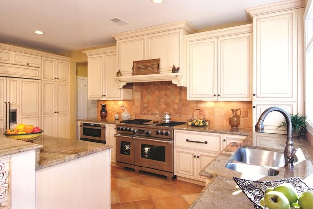 Conestoga Cabinets Kitchen Traditional with Ceiling Lighting Corbel Custom