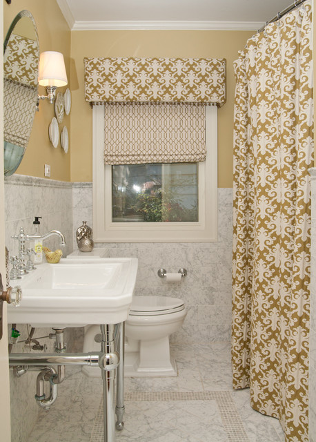 Cornices Bathroom Traditional with Bathroom Mirror Crown Molding