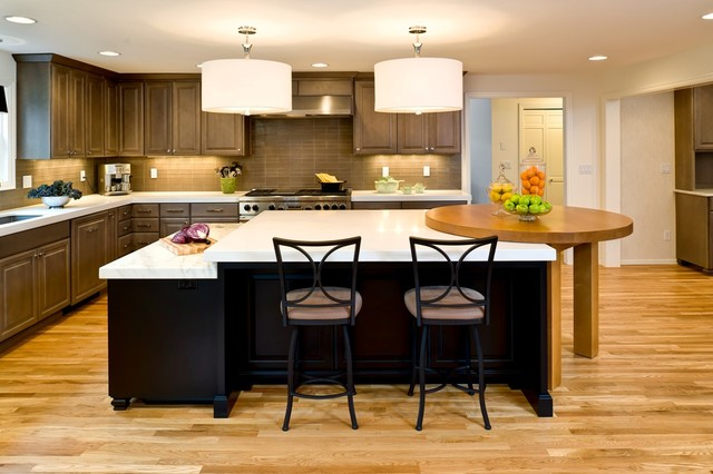 Cost of Quartz Countertops Kitchen Contemporary with Beige Wall Black Black