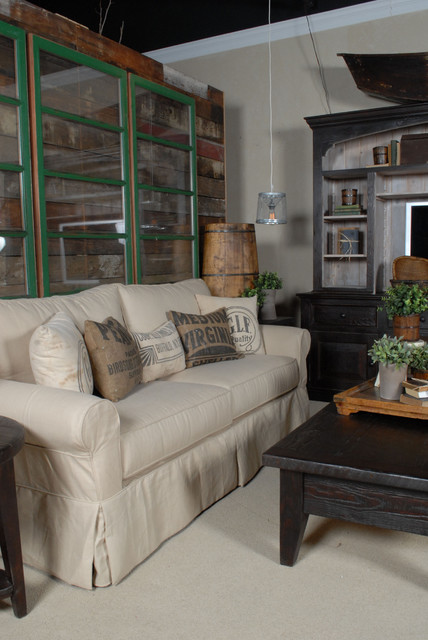 Couch Slip Covers Living Room with Coffee Tables Flour Sack