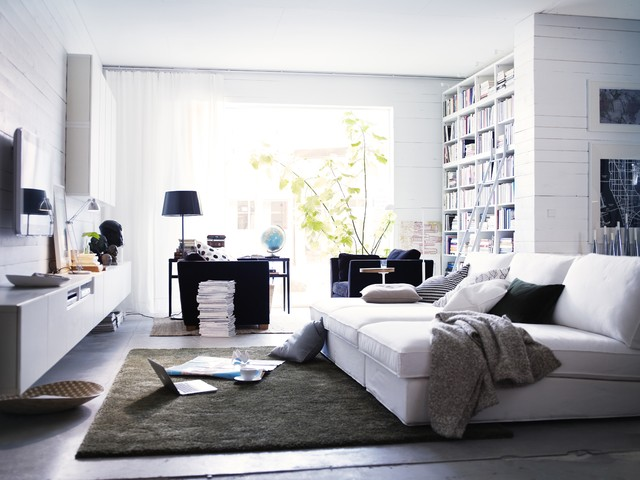 couches ikea Living Room Contemporary with CategoryLiving RoomStyleContemporaryLocationOther Metro