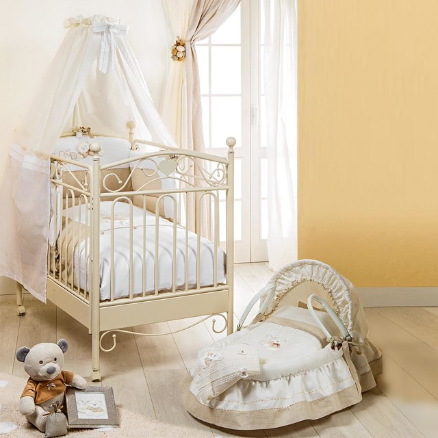 Cradle Mattress Nursery Contemporary with Baby Bedding Bedroom Bumper