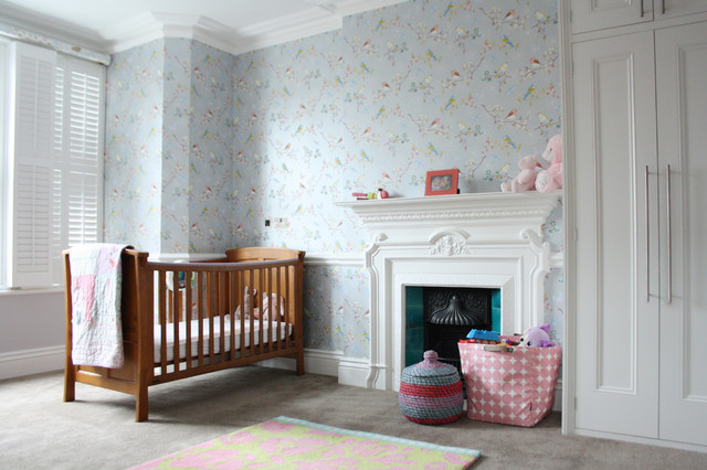 Crib Quilt Size Nursery Transitional with Area Rug Baby Room